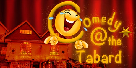 Comedy @ The Tabard tickets
