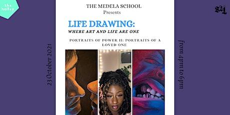 Medela School x SKT presents: Life Drawing workshop at the halley tickets