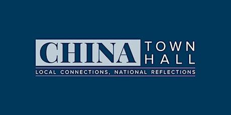 YCW NY: CHINA Town Hall 2021 with Deborah Seligsohn tickets