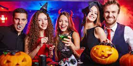 Vaccinated Halloween Party At The Wilson: Costumes Optional tickets