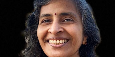 Themes from the Yoga Sutras with Saraswathi Vasudevan - THE YAMAS tickets