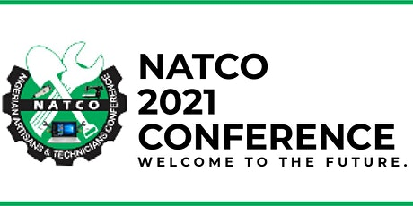 NATCO CONFERENCE 2021 tickets