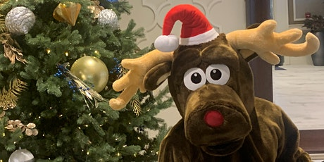 """Reindeer """"Tuck-In"""" Christmas Holiday Activity tickets"""