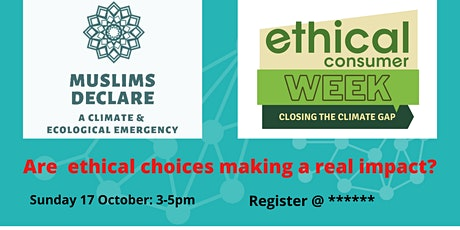 Are ethical choices making a real impact? tickets