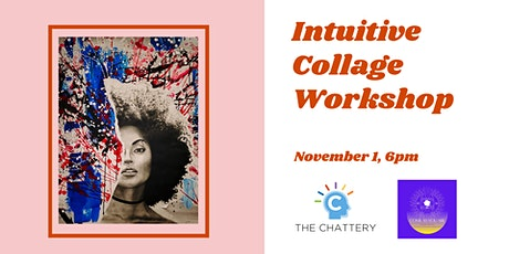 Intuitive Collage Workshop - IN-PERSON CLASS tickets