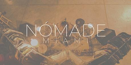 Nómade Concerts 10/28 @ Miami Beach tickets