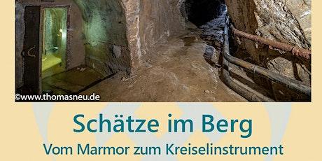 """Vortrag """"Schätze im Berg"""" Tickets"""