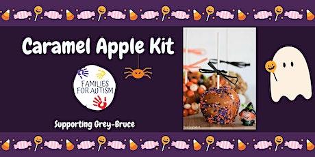 Caramel Apple Kit tickets