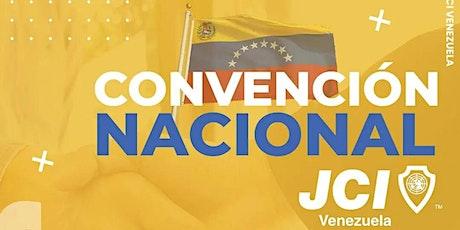 Convención Nacional JCI Venezuela tickets