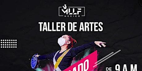 Taller de Artes boletos