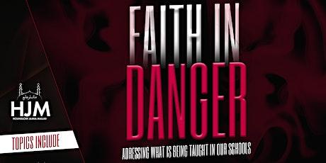 FAITH IN DANGER tickets