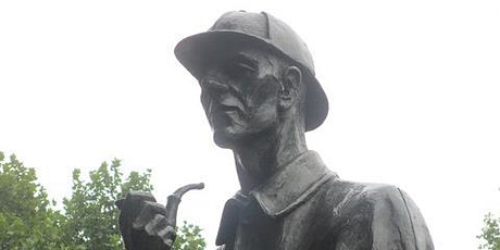 Walking Tour - Sherlock Holmes and  the Man Accused of Murdering Himself! tickets