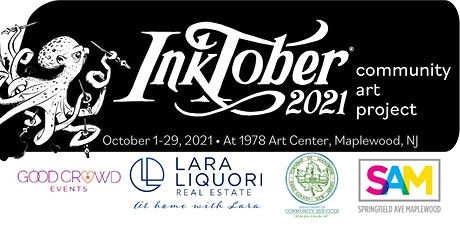 Inktober Community Art Project Closing Celebration tickets