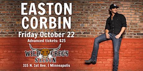 Easton Corbin live in concert tickets