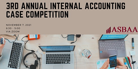 Internal Accounting Case Competition (IACC) tickets