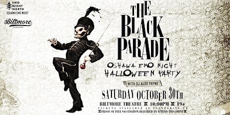 The Black Parade: Oshawa Emo Night Halloween Party tickets
