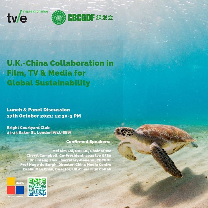 U.K.-China Collaboration in Film, TV & Media for Global Sustainability image