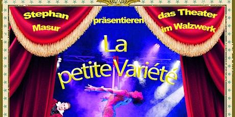 VIP Show - La petite Varieté Tickets