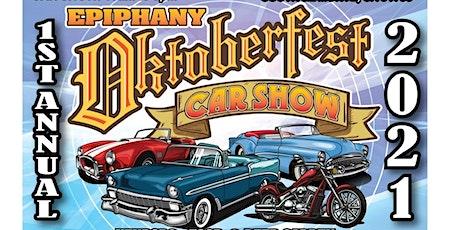 Epiphany's Oktoberfest Car Show tickets