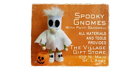 Spooky Gnomes tickets