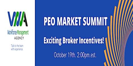 Workforce Management Agency PEO Quarterly Market Summit tickets