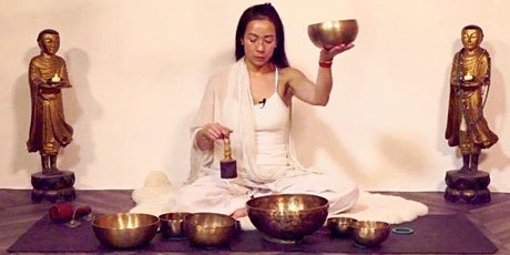 FREE - FULL MOON RITUAL FOR MENOPAUSE AWARENESS WEEK WITH SOUND HEALING tickets