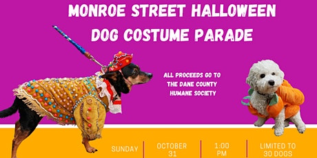 Monroe Street Dog Costume Parade tickets