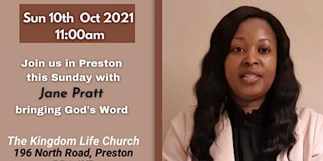Sunday Worship Church Service in Preston Lancs tickets