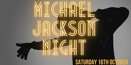Gathan Cheema is Michael Jackson! Live Music and Woodfired Pizza tickets