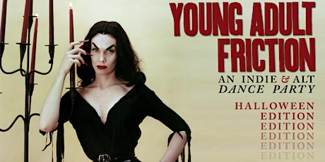 Young Adult Friction: and indie/alt dance party tickets
