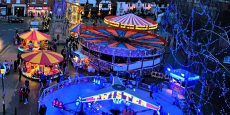 2021 Stratford Upon Avon Victorian Christmas Market tickets