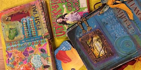 Start Your Art Journal Journey tickets
