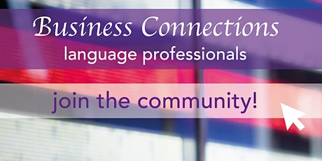 Business Club for Language Professionals tickets