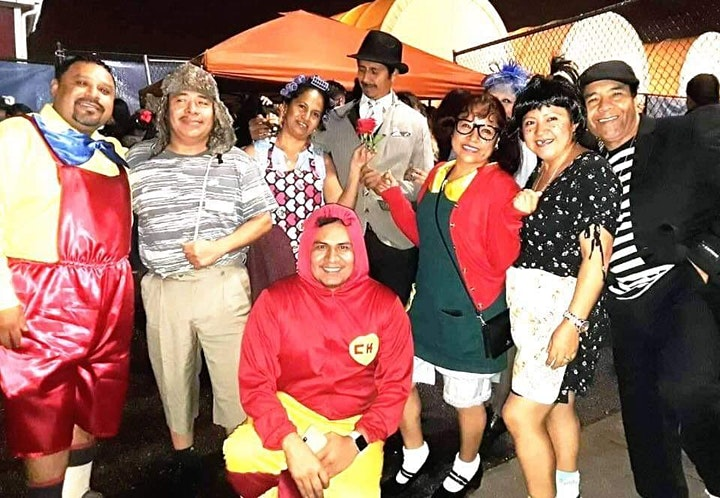 Halloween Party / Fiesta En Barco / 3 Pisos image