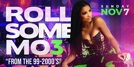 """""""Roll Some Mo 3"""" Adult Skate Night tickets"""
