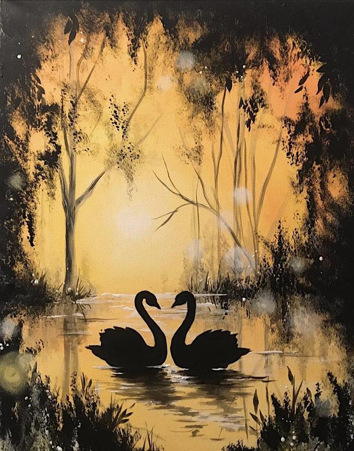 Swan Lake Brush Party - Gloucester image