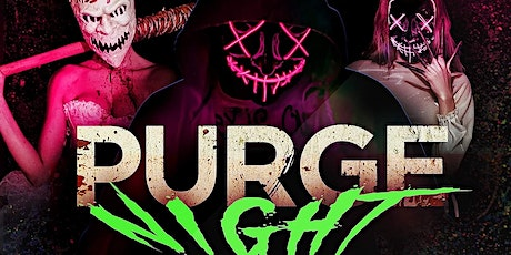 Purge Night @ Brauer House in Lombard tickets