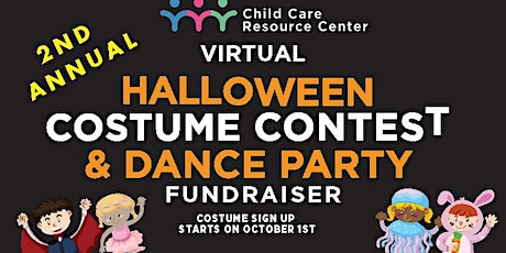 CCRC - 2nd Annual Halloween Dance Party tickets