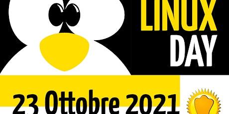 Linux Day 2021 - LugAnegA biglietti