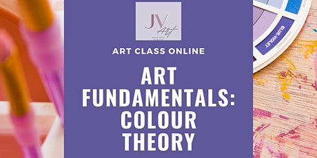 Art fundamentals:Colour Theory & Practice tickets