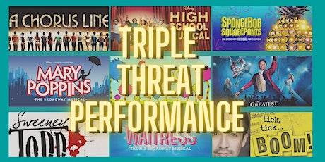 Triple Threat Performance tickets