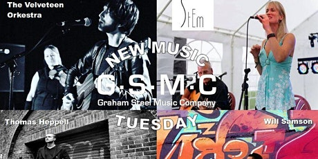New Music Tuesday tickets