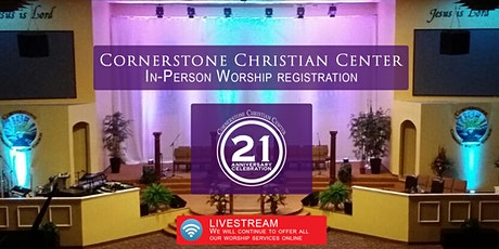 Cornerstone In-Person Worship October 17, 2021 tickets