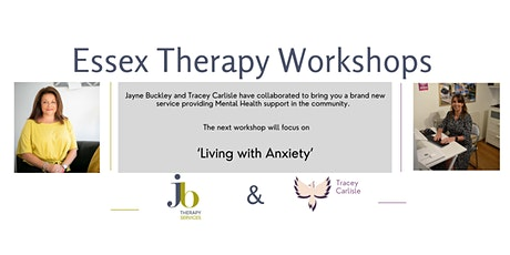 Living with Anxiety tickets