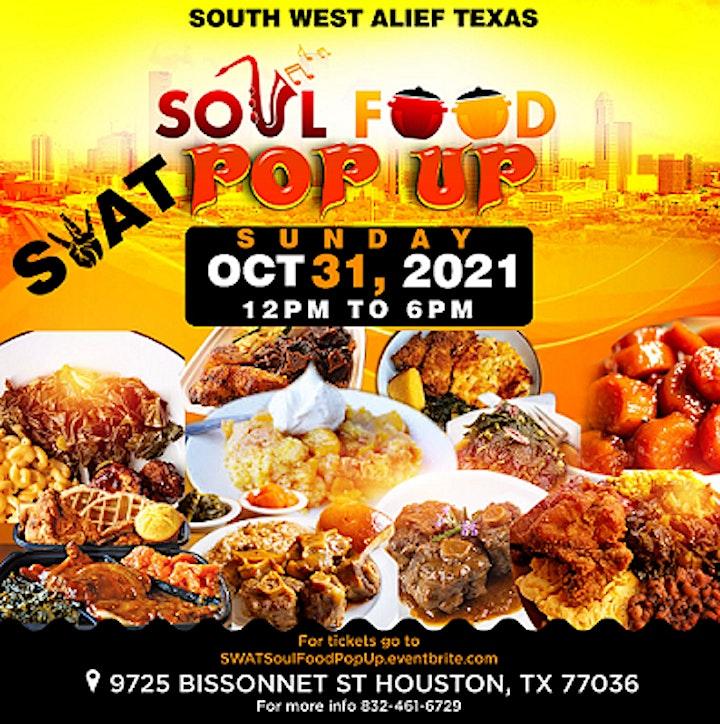 Soul Food POP UP Houston image