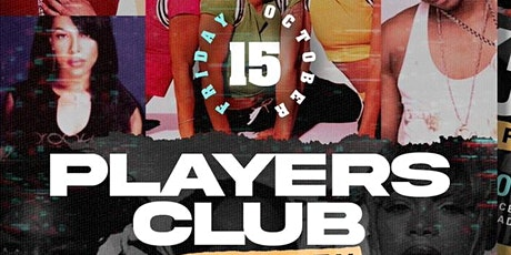 The Players Club :  R & B Party tickets