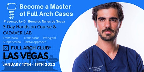 Become a Master of Full Arch Cases tickets