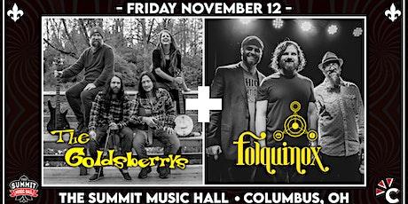 The Goldsberrys & Folquinox at The Summit Music Hall - Friday November 12 tickets
