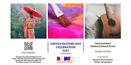 United Nations Day Celebration 2021 tickets