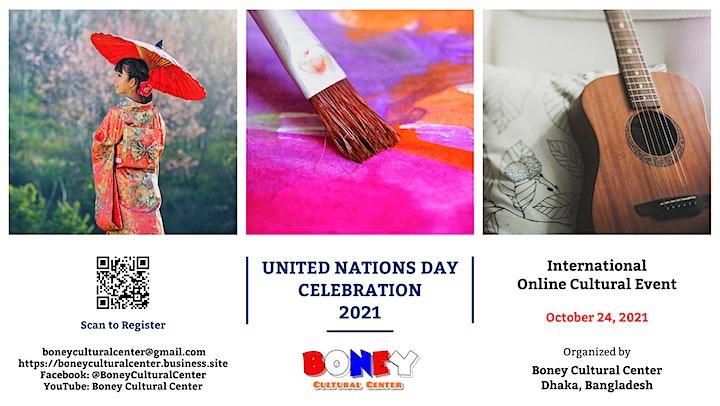 United Nations Day Celebration 2021 image